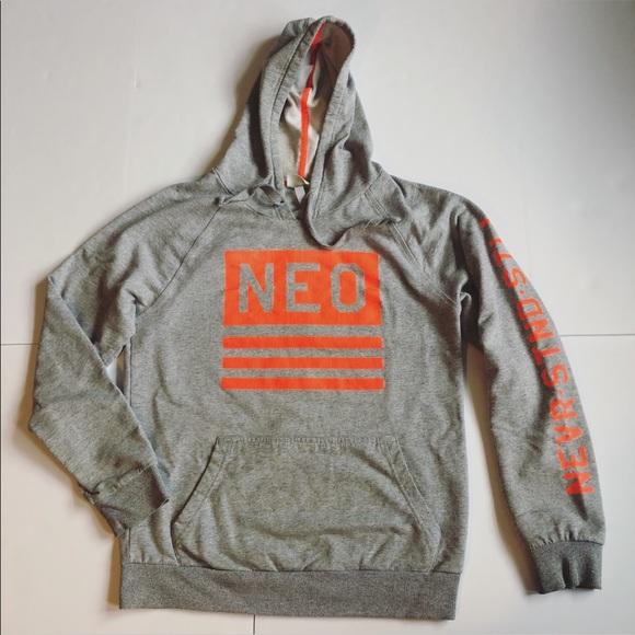 RARE adidas Neo Sweatshirt Men's Never Stand Still